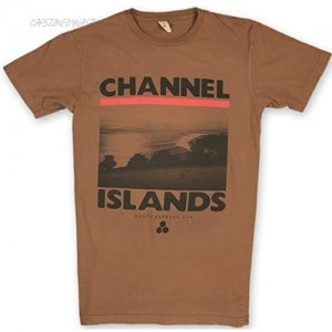 Channel Islands Surfboards Rincon Hex T-Shirt Rust Small